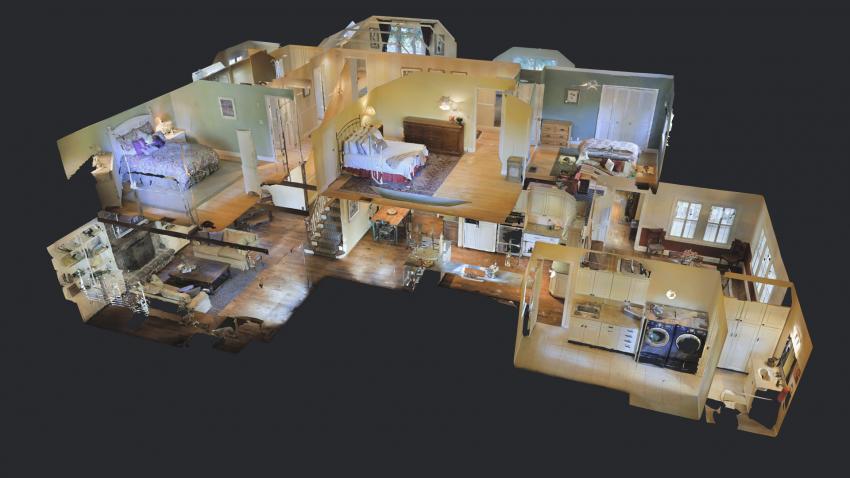 3D-камера Matterport защитит вложения в недвижимость