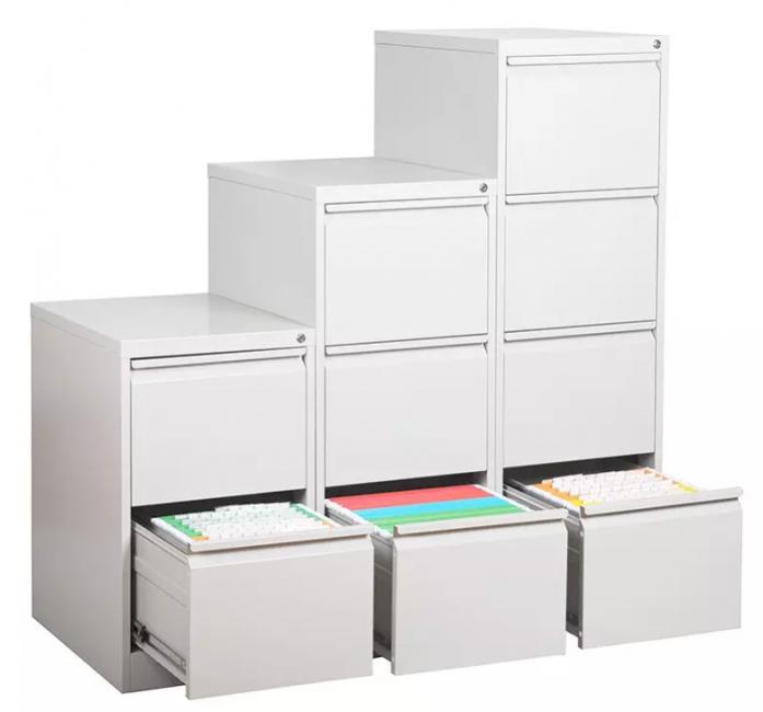 Конструкция картотечного шкафа и его использование