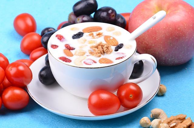 йогурт для здоровья