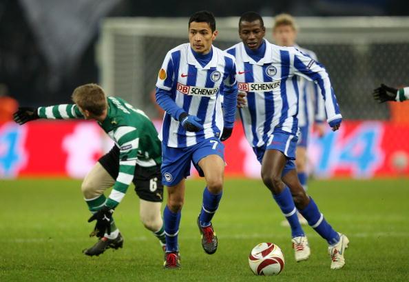 'Герта' (Німеччина) - 'Спортінг' (Португалія) фото:OLIVER LANG, Matthias Kern /Getty Images Sport
