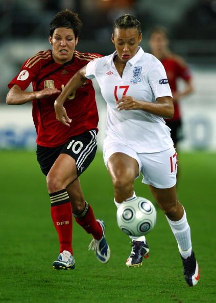 Англія - Німеччина фото:Ian Walton,Lars Baron /Getty Images Sport