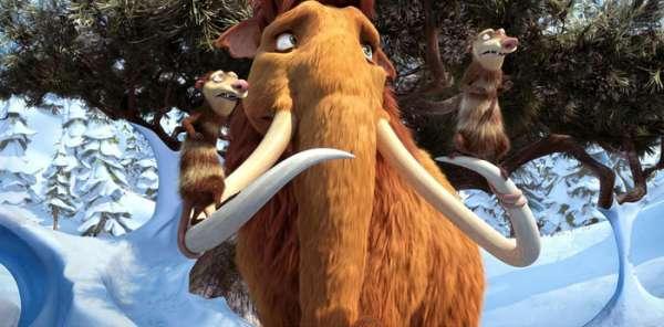 Фільм «Льодовиковий період 3» вже з 1 липня вийде на світові екрани кінотеатрів. Фото: kinokadr.ru