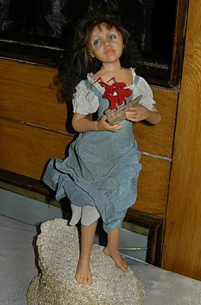 Выставка авторских кукол «Еще раз о любви». Фото: Ольга Антошина