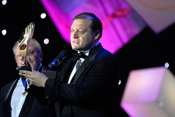 Колишній мер Харкова Михайло Добкін став «людиною року» у номінації «Міський голова» 2009 року. Фото: Володимир Бородін/The Epoch Times