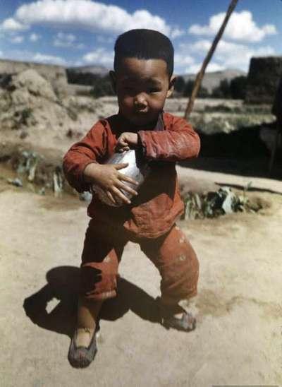 Китайская республика. Город Баоцзи провинции Шэньси. Фото с aboluowang.com