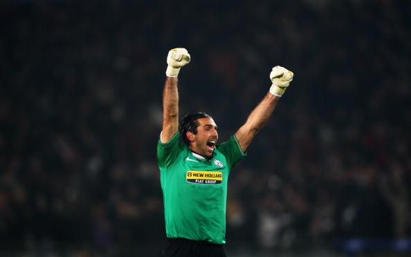 Джанлуїджи Буффон фото:Getty Images Sport