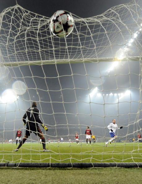 'Мілан' - 'Манчестер Юнайтед'фото:Matthew Peters,John Peters /Getty Images Sport