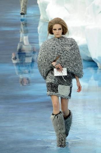 Колекція Chanel на паризькому Тижні моди. Фото: Francois Durand/Getty Images