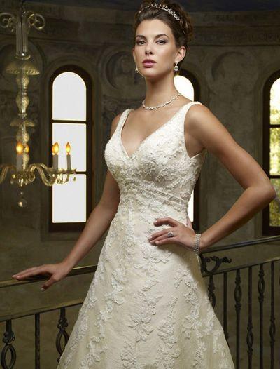 Розкішні весільні плаття casablanca 2008. Фото з efu.com.cn