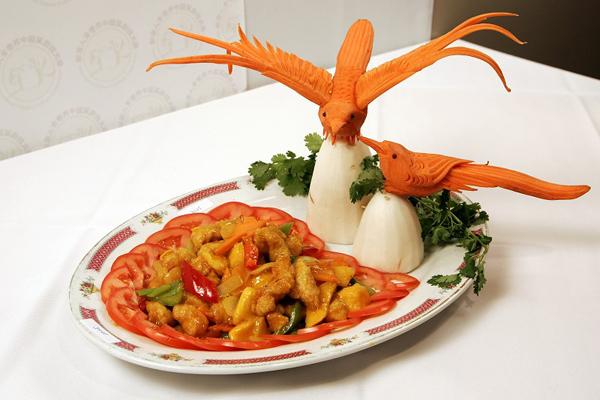 Міжнародний конкурс традиційної китайської кухні. Фото з epochtimes.com