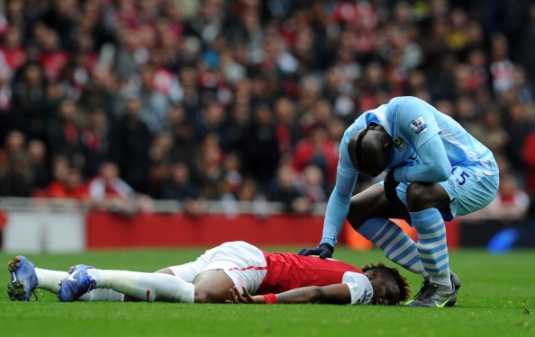 «Арсенал» - «Манчестер Сити» Фото: Michael Regan /Getty Images Sport