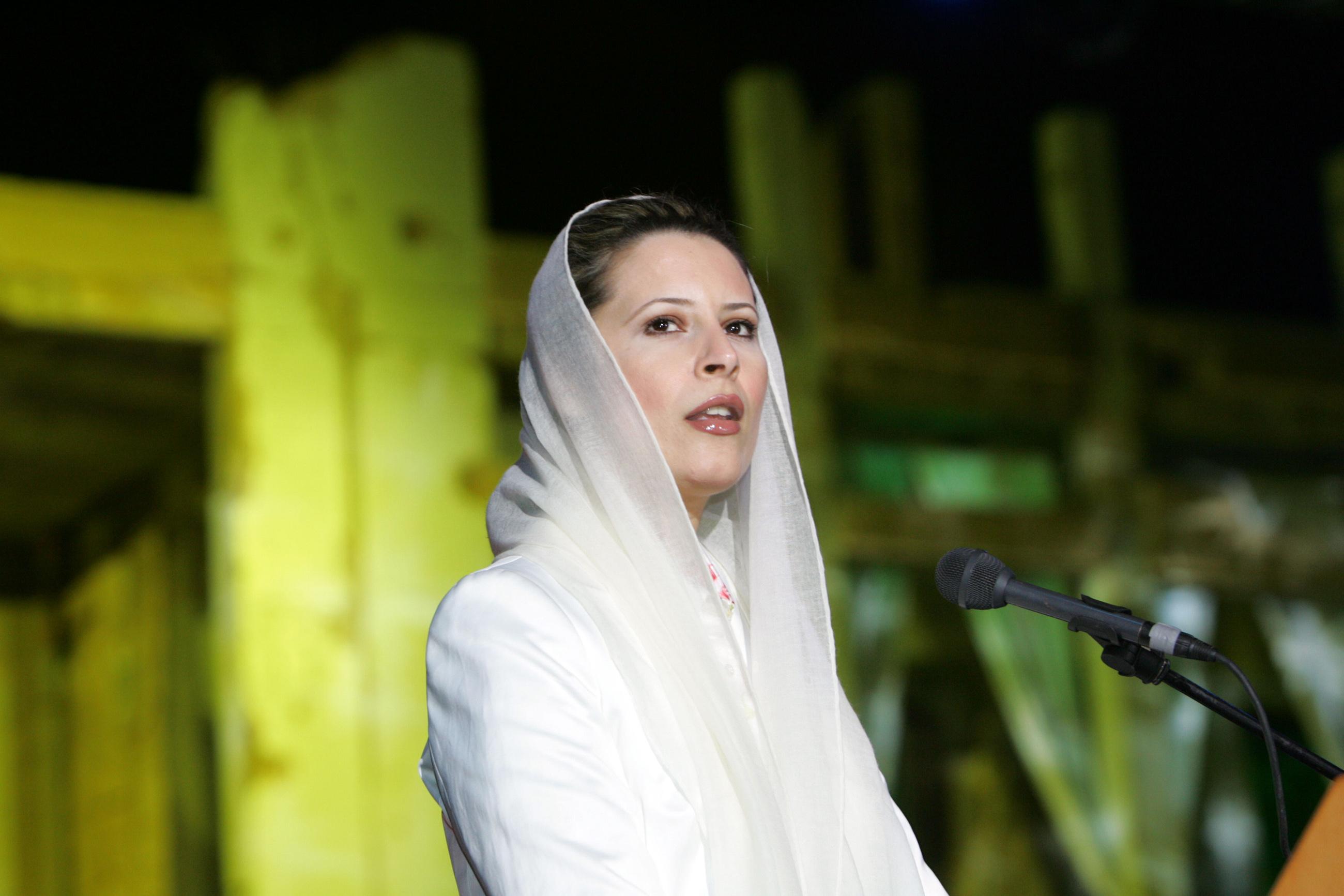 Айша Каддафі