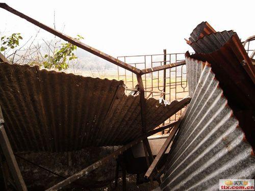 От взрыва пострадали близлежащие строения. Фото с epochtimes.com