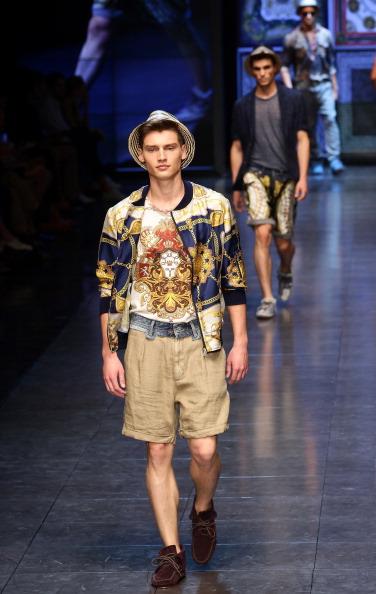Dolce&Gabbana на Міланському тижні моди. Фото: Vittorio Zunino Celotto / Getty Images