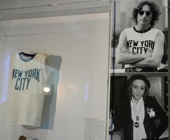 Футболка Джона Леннона (John Lennon).Фото:Getty Images