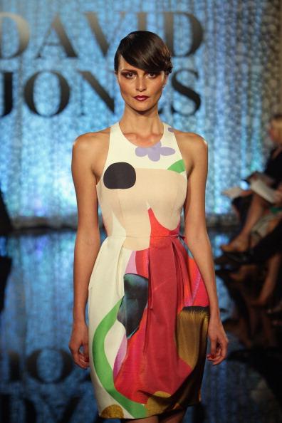 Модне шоу David Jones осінь/зима 2011. Фото Lisa Maree Williams/Getty Images