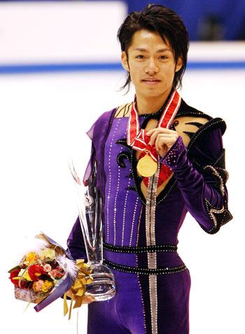 Дайсуке Такахаси (Япония). Фото: Junko Kimura/Getty Images