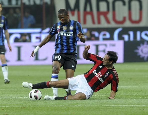 «Мілан» - «Інтер» Фото: Claudio Villa, Dino Panato /Getty Images Sport