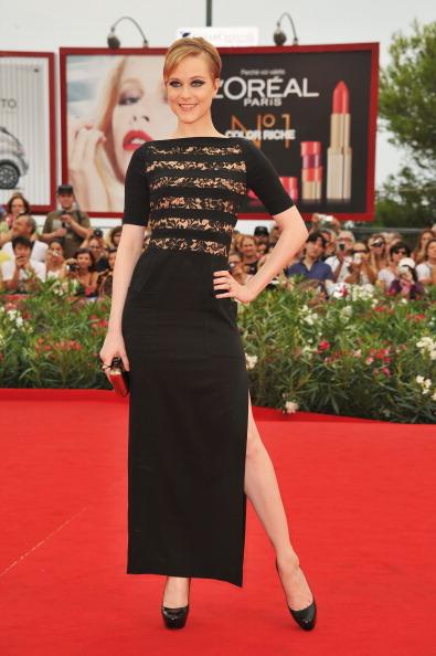 Актриса Эван Рейчел Вуд (Evan Rachel Wood). Фото: Pascal Le Segretain/Getty Images