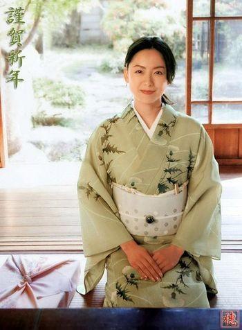 Кімоно – внутрішня витонченість стародавніх.Фото з secretchina.com