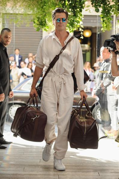 Trussardi на Міланському тижні моди. Фото: Victor VIRGILE / Gamma-Rapho viaGettyImages