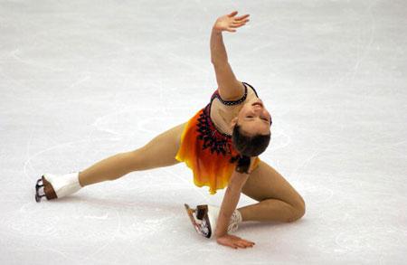Довільна програма на Олімпійських Іграх в Солт-Лейк-Сіті в 2002 р. Фото: Clive Brunskill/Getty Images