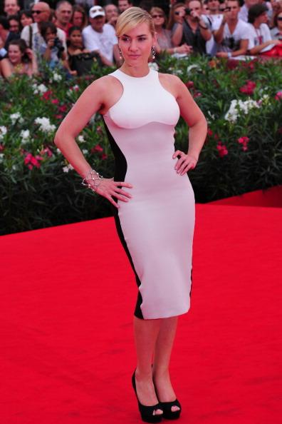 Британська акторка Кейт Вінслет (Kate Winslet). Фото: AFP PHOTO/GIUSEPPE Cacace