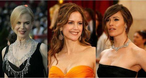 Nicole Kidman, Kelly Preston, Jennifer Garner. Фото:Getty Images
