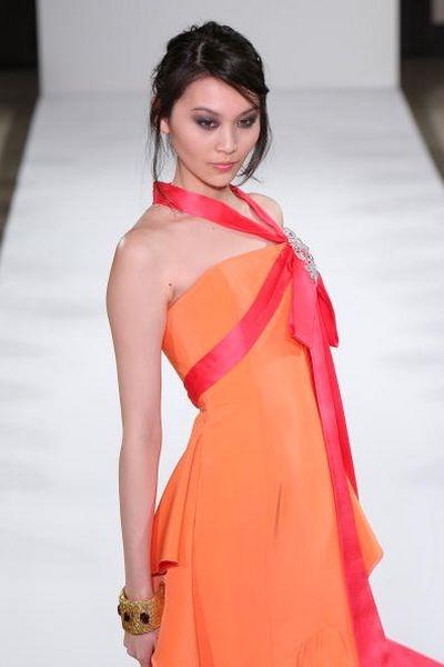 Показ колекції Carven «Весна-літо 2008» на тижні високої моди в Токіо. Фото: Getty Images