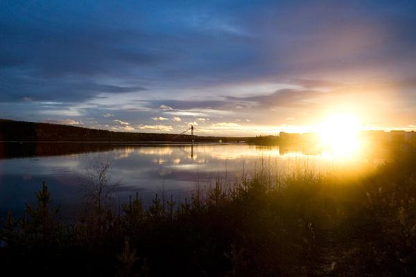 Третє місце в рейтингу найщасливіших країн світу - Фінляндія. Фото: Alexander Hassenstein/Getty Images