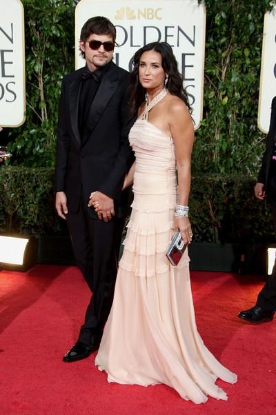Наряди зоряних пар на 66-ій щорічній церемонії вручення премії «Золотий глобус»Beyonce и Jay-Z.
