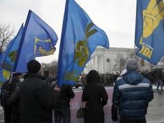 Уманці протестують проти передання земельних ділянок хасидам