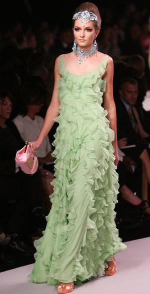 Колекція Dior 2008 Cruise. Фото: Bryan Bedder/Getty Images