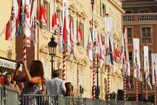 Підготовка до королівського весілля в князівстві Монако. Фото: Sean Gallup/Getty Images