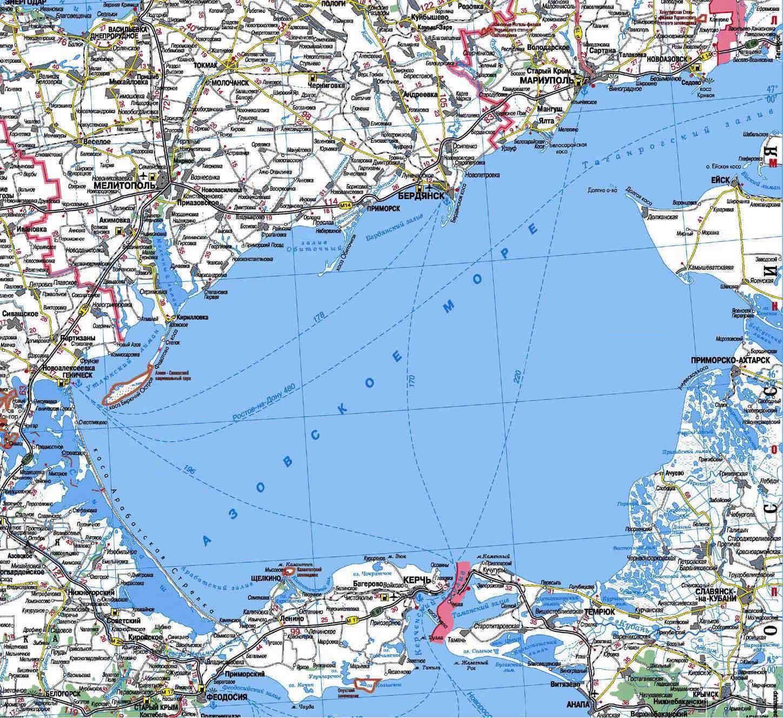 У Керченській протоці судна не можуть пересуватися