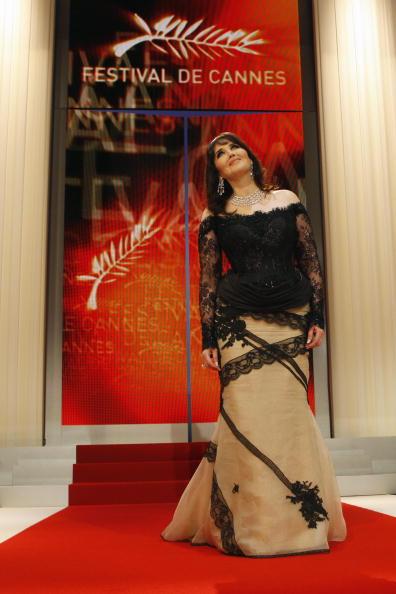 Зоряні вбрання Каннського кінофестивалю 2009. Фото: FRANCOIS GUILLOT/AFP/Getty Images