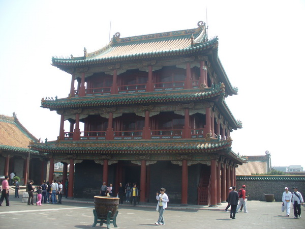 Заборонене місто (Гугун) в Шеньяні. Фото: Тетяна Жамкова