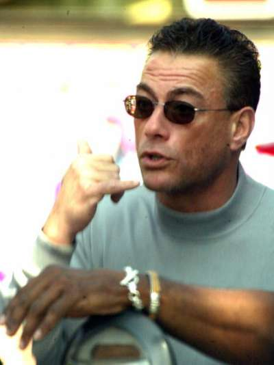 Жан-Клод Ван Дамм/ Jean Claude Van Damme. Фото: Getty Images