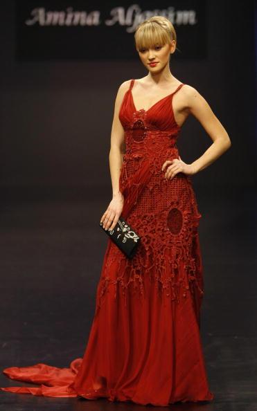Ливанское свадебное шоу-2009. RAMZI HAIDAR/AFP/Getty Images