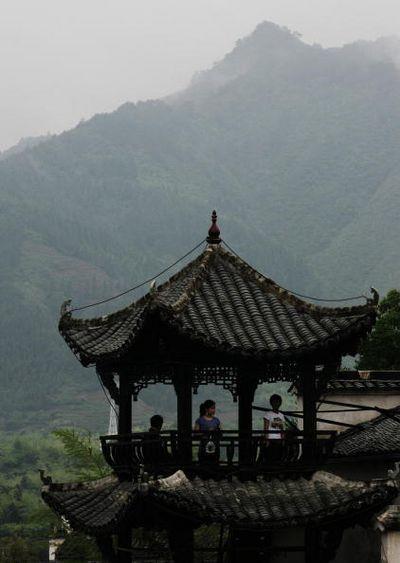 Древняя деревня Сиди провинции Аньхой. Фото: China Photos/Getty Images