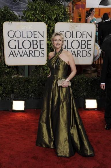 Вбрання зірок на 67-ій церемонії вручення премії Золотий глобус' в Каліфорнії. Фото: Jason Merritt/Getty Images