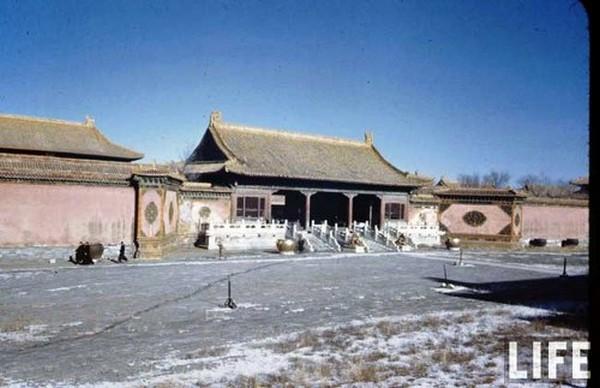 Старый Пекин. Фото: Dimitri Kessel