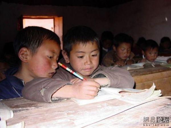 Бідні райони провінції Сичуань. Фото: aboluowang.com