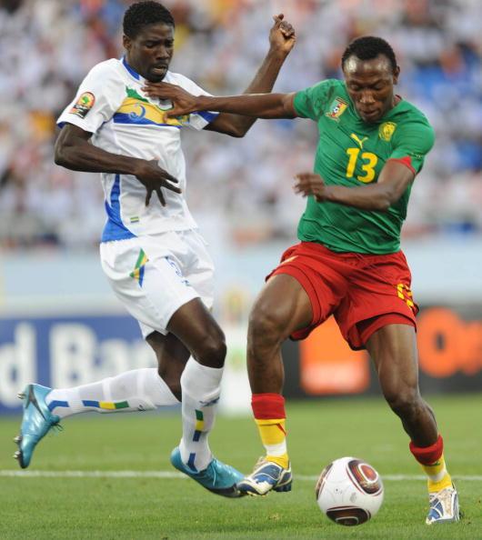 Камерун - Габон фото: Gallo Images /Getty Images Sport