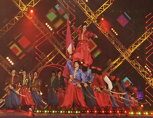 Заслужений академічний ансамбль пісні й танцю 'Донбас'. Фото: Вікторія Тюріна/Велика Епоха