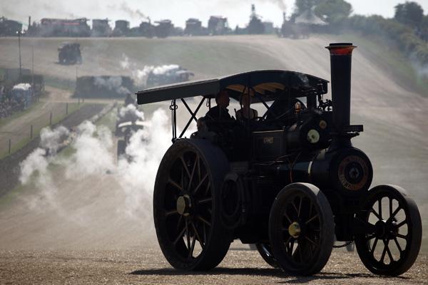 Выставка паровых машин. Фото: Matt Cardy/Getty Images