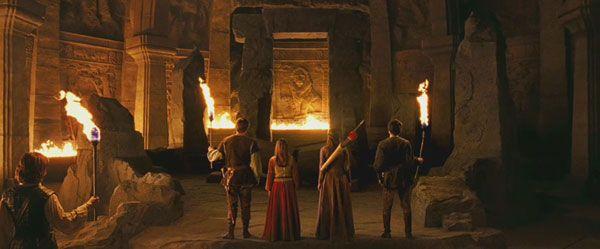Кадр із фільму 'Хроніки Нарнії: Принц Каспіан' (The Chronicles of Narnia: Prince Caspian). Фото: kinokadr.ru