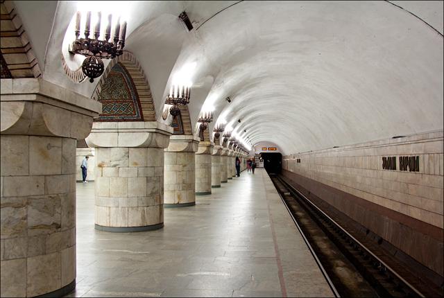 Київський метрополітен.