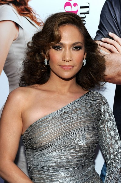 Актриса на премьере «План Б», 21 апреля 2010 года. Фото: Frazer Harrison/Getty Images