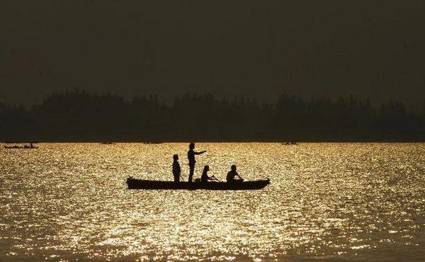 Озеро Сіху «Західне озеро». Фото: Cancan Chu/Getty Images